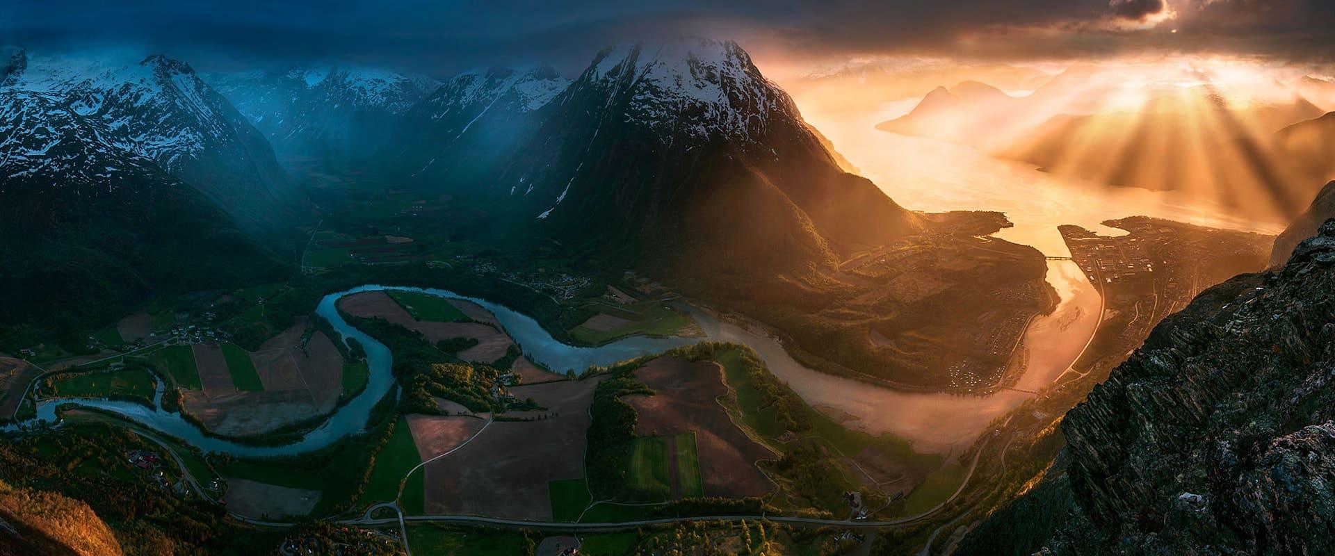 Активный тур по Северной Норвегии