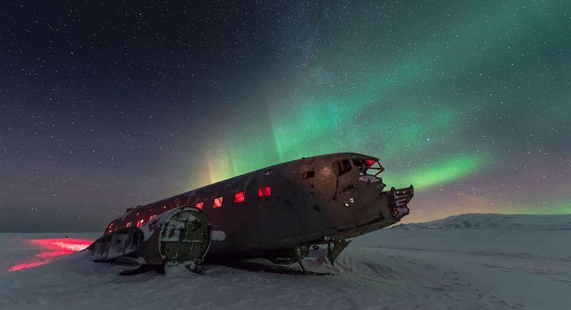 Виза и авиабилеты в Норвегию и Исландию