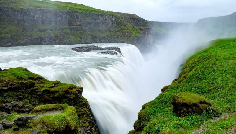 Походы по Исландии в июне - Золотое Кольцо