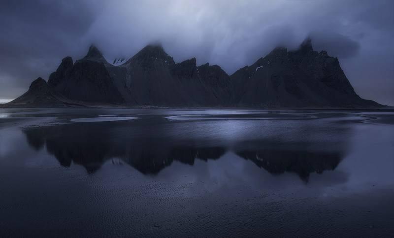 Треккинг в Исландии в июне