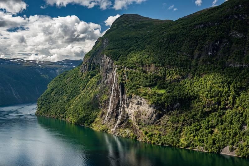 Треккинг в Норвегии в августе - фьорды