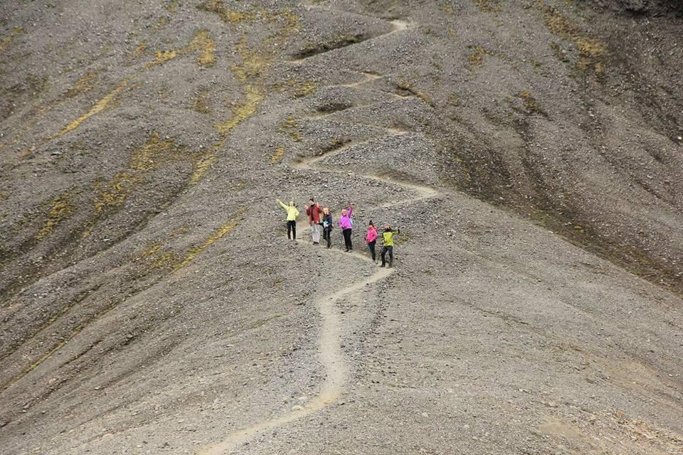Извилистые тропы Исландии