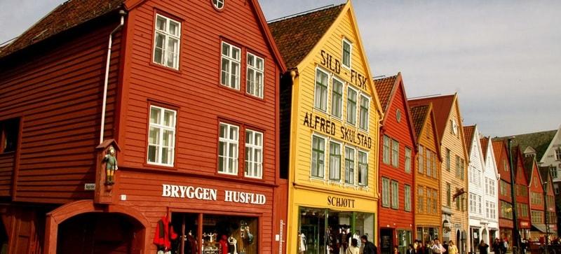 Изменение цен на походы по Норвегии