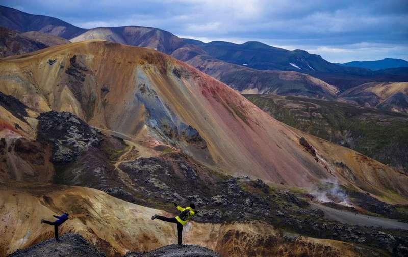 Фотоотчеты туров по Исландии