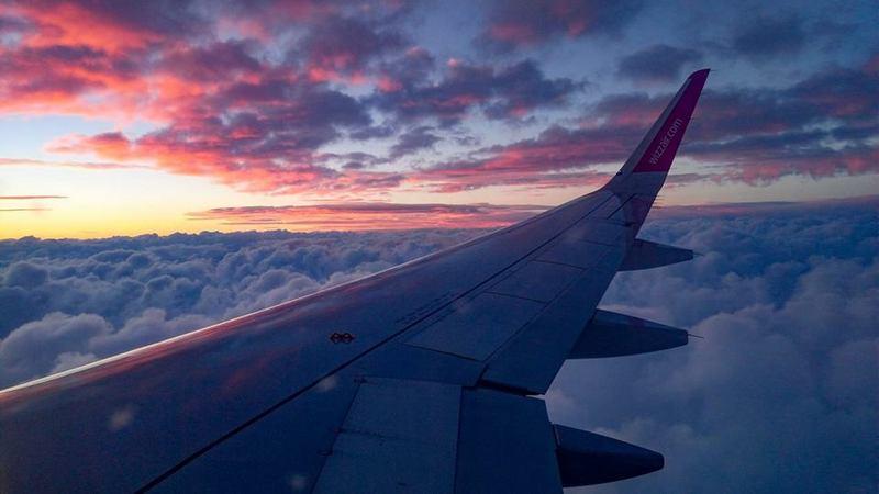 Полет в Исландию