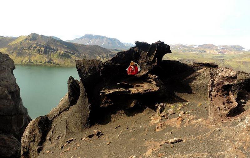 последний поход года в Исландии