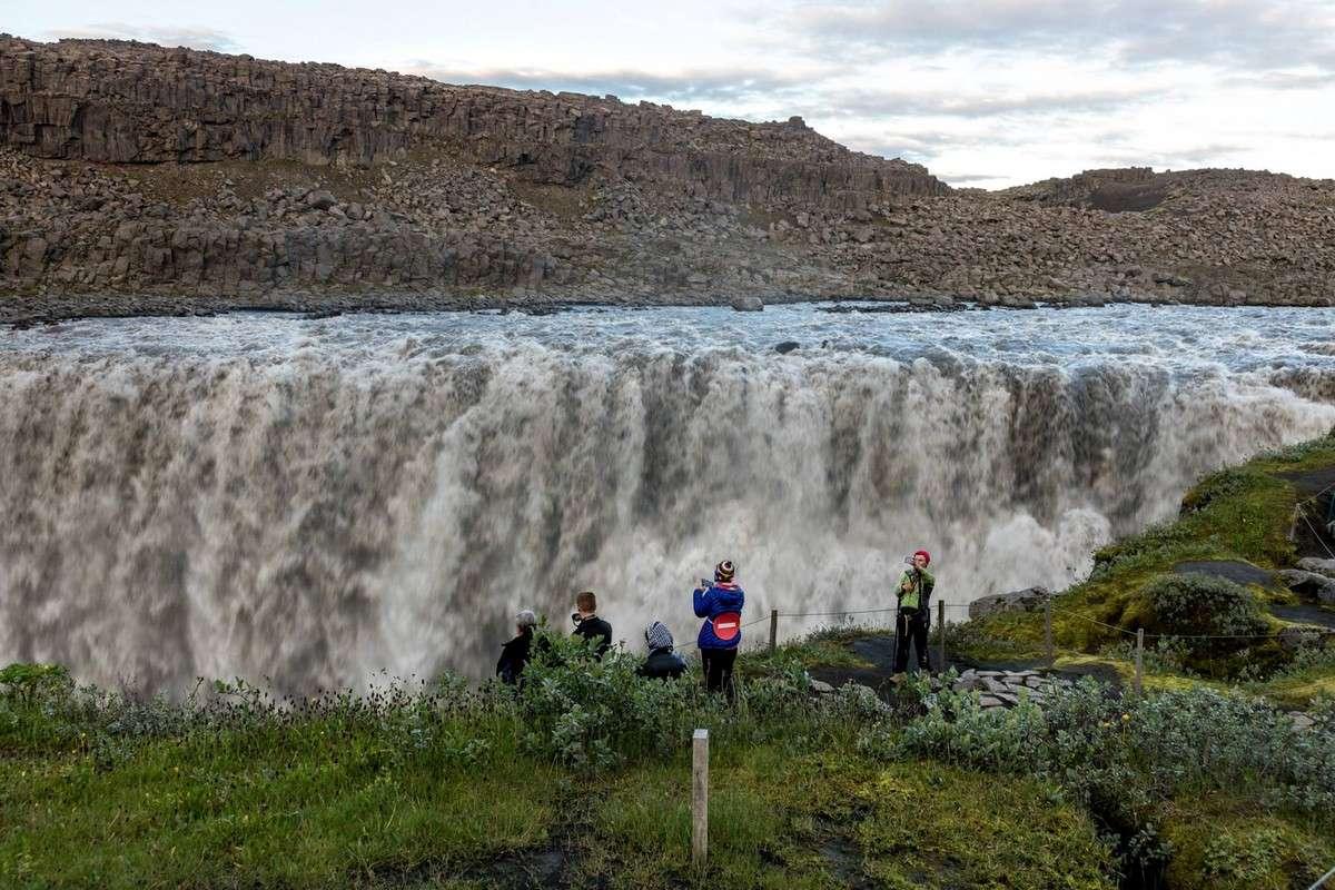исландия погода в июле